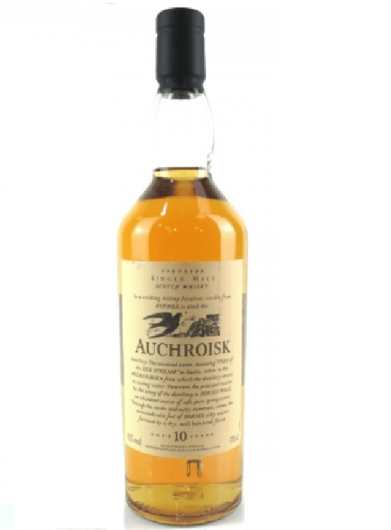 Auchroisk 10 Year Old - Flora and Fauna 70cl 43%