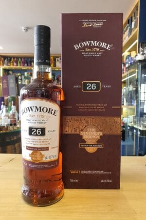 Bowmore Vinters Trilogy 26 Year Old Wine Barrique