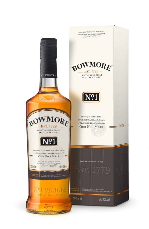 Bowmore No 1 Vaults 70cl 40%