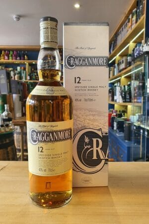 Cragganmore 12 Year Old 70cl 40%