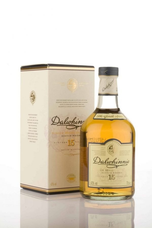 Dalwhinnie 15 Year Old 70cl 43%