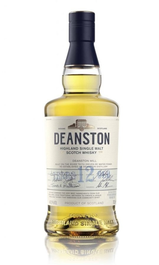 Deanston 12 Year Old 70cl 46.3%