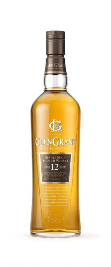 Glen Grant 12 Year Old 70cl 43%