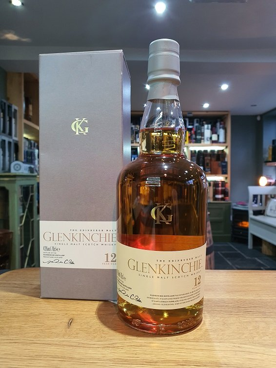 Glenkinchie 12 Year Old 70cl 43%