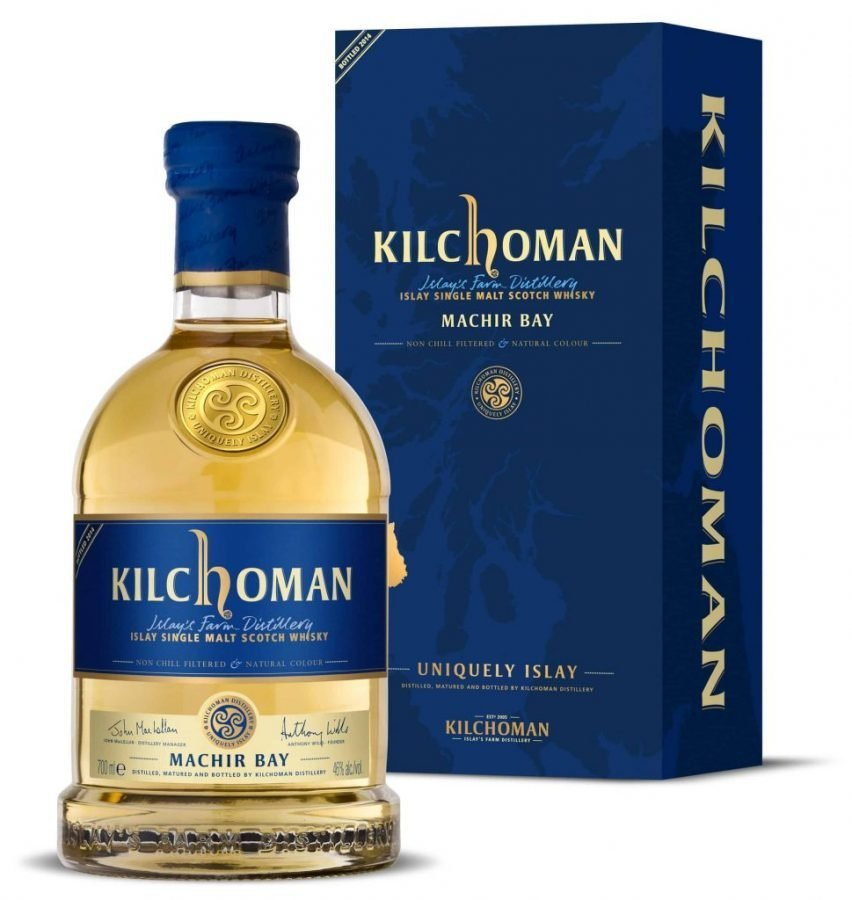 Kilchoman Machir Bay - 70cl 46%