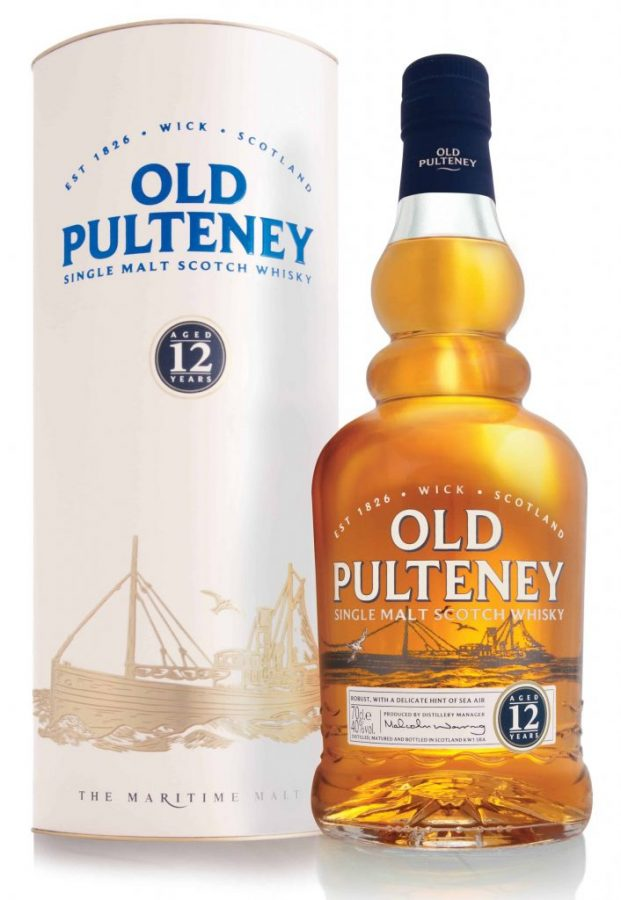 Old Pulteney  12 Year Old 70cl 40%