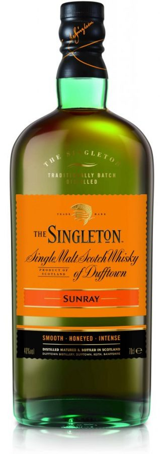 The Singleton Of Dufftown  Sunray 70cl 40%501806610401850180661040185018066104018