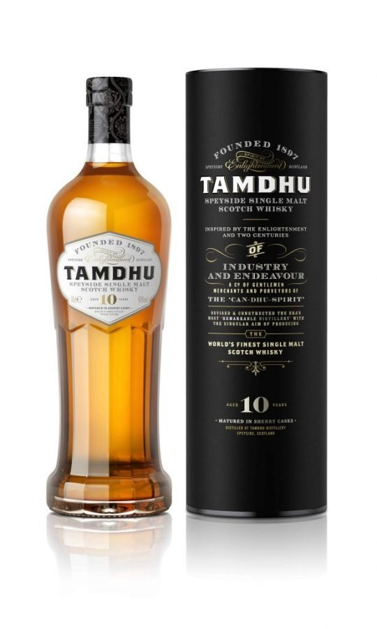 Tamdhu  10 Year Old 70cl 40%