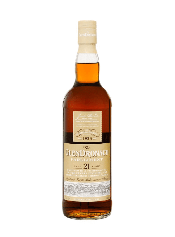 GlenDronach Parliament 21 Year Old 70cl 48%