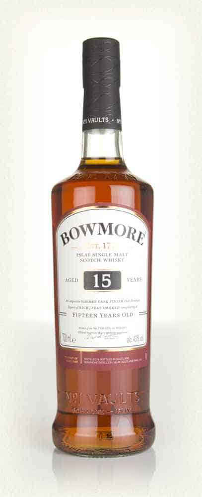 Bowmore 15 Year Old 70cl 43%