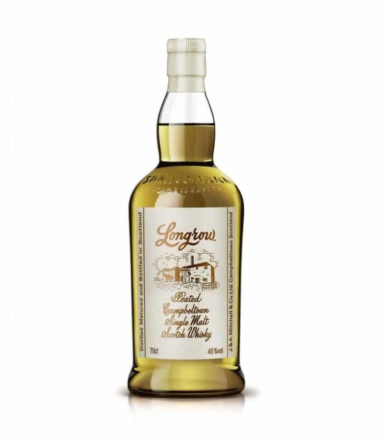 Longrow  No Age Peated - 70cl 46%