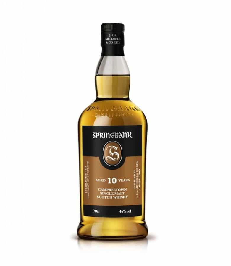 Springbank  10 Year Old 70cl 46%