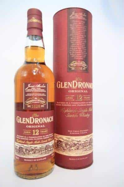 GlenDronach 12 Year Old 70cl 43%