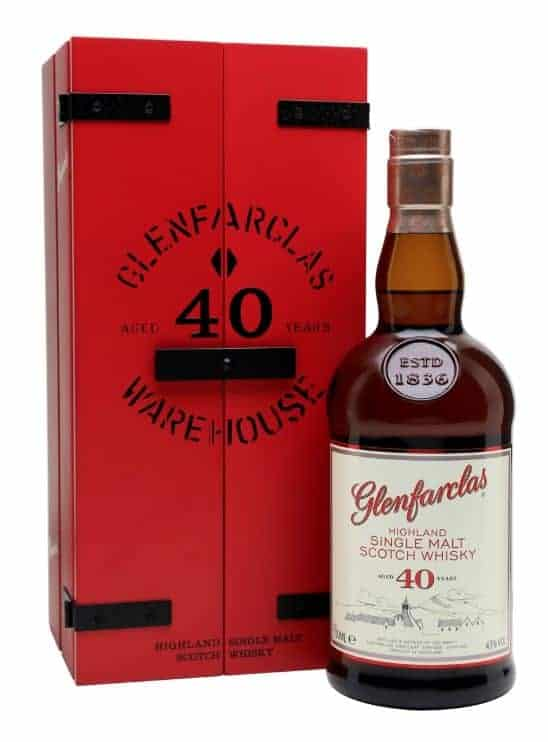 Glenfarclas 40 Year Old - 70cl 43%