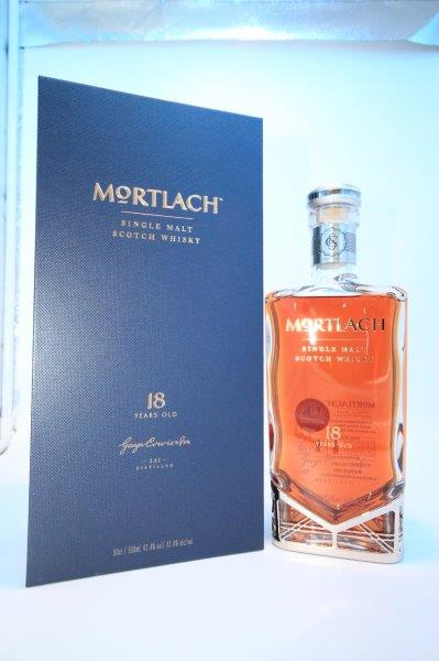 Mortlach  18 year old - 50cl 43.4%