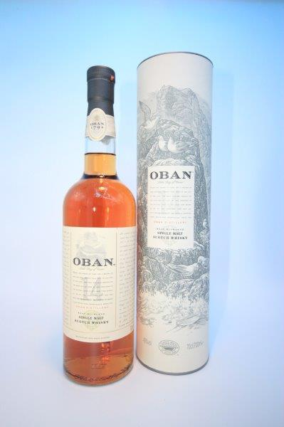 Oban 14 Year Old 70cl 46%