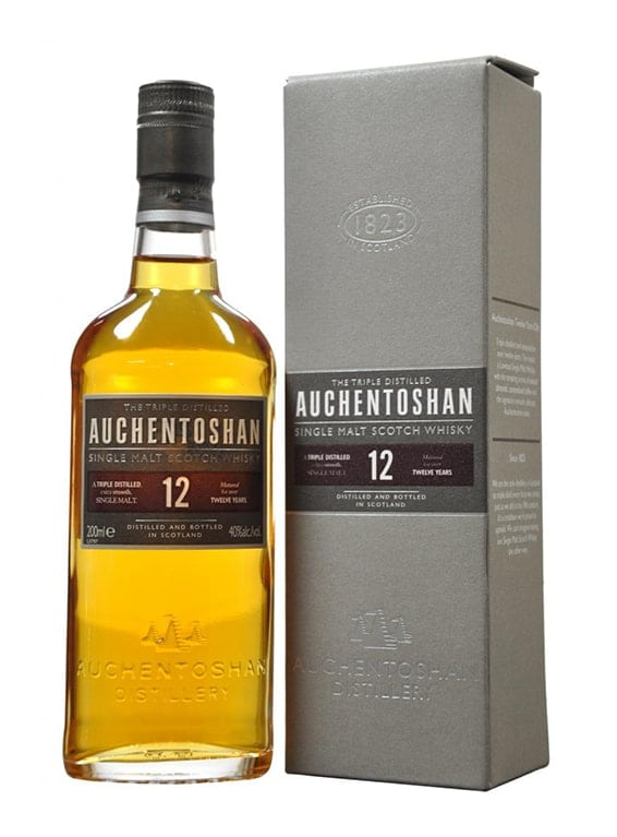 Auchentoshan 12 year old - 20cl, 40%