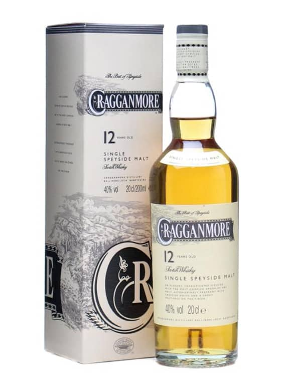 Cragganmore 12 year old - 20cl 40%