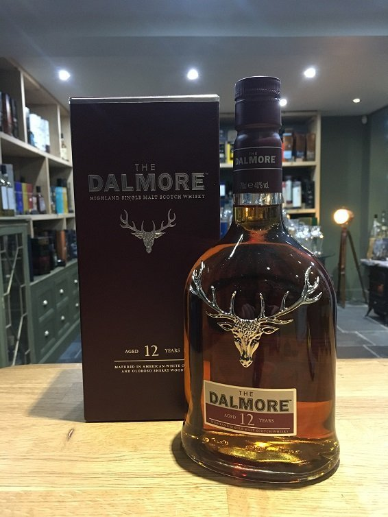 Dalmore 12 Years 70cl 40%