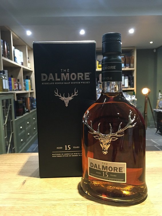 Dalmore 15 Year Old 70cl 40%