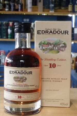 Edradour 10 Year Old 20cl 40%