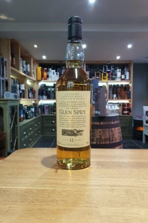 Glen Spey 12 year old Flora and Fauna