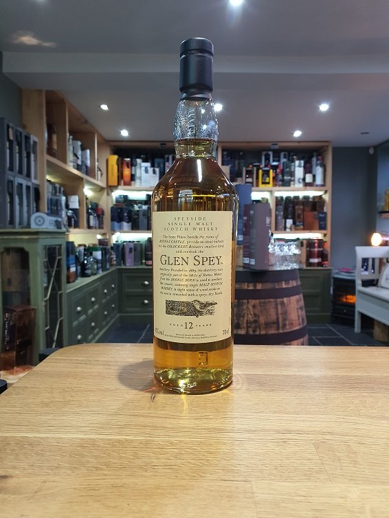 Glen Spey 12 Year Old Flora and Fauna 70cl 43%