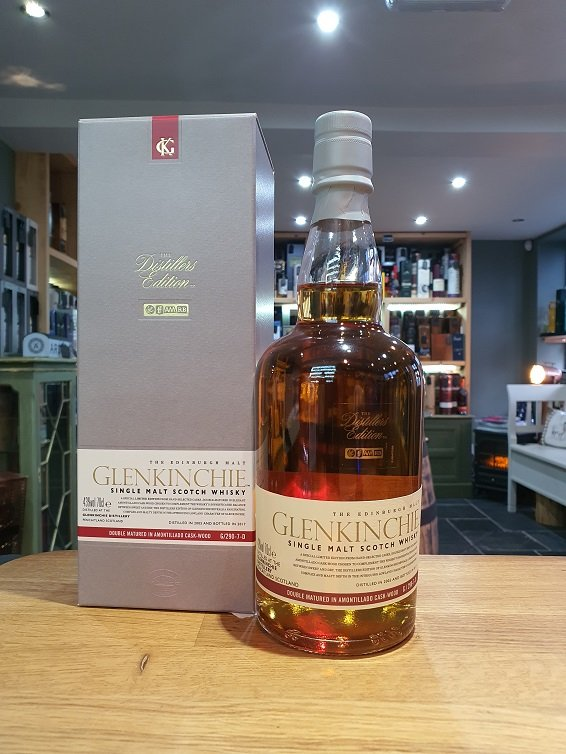 Glenkinchie Distillers Edition 2005 Amontillado Finish 70cl 43%