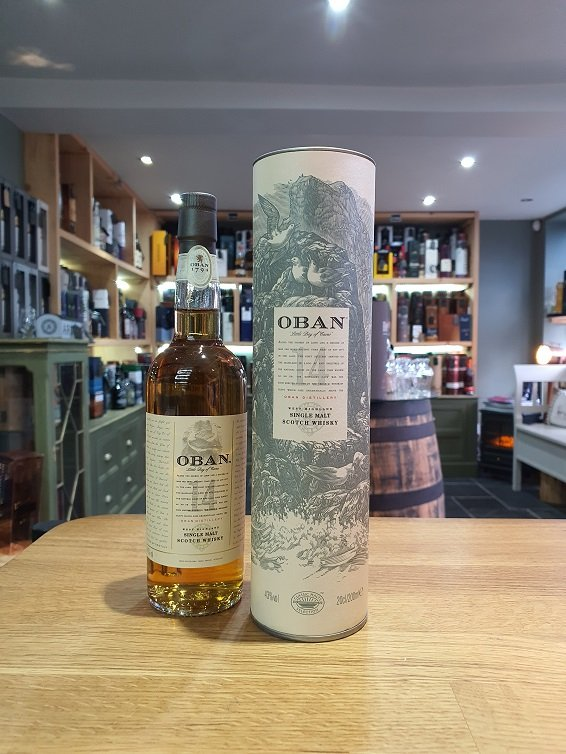 Oban 14 Year Old 20cl 43%