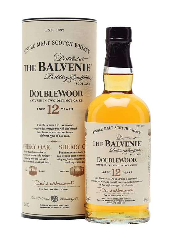 The Balvenie Doublewood 12 Year Old 20cl 40%
