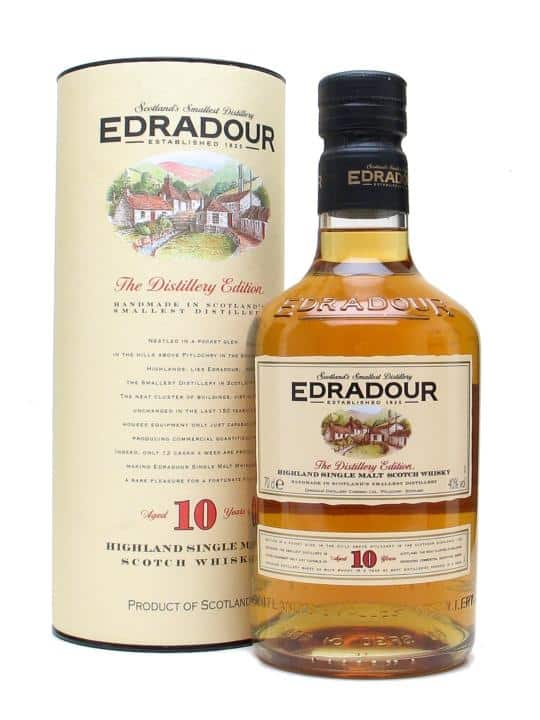 Edradour 10 year old - 70cl 46%
