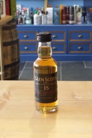Glen Scotia 15 Year Old 5cl