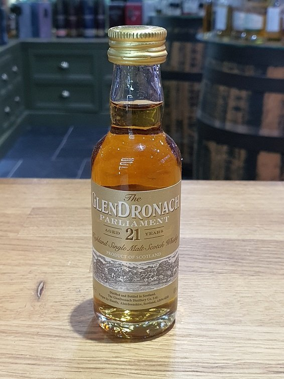 Glendronach Parliament 21 year old 5cl 48%
