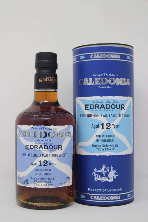 Edradour Caledonia 12 Year Old 70cl 46%