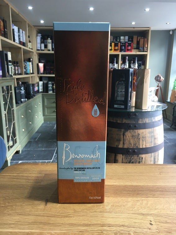 Benromach Triple Distilled 70cl 50%