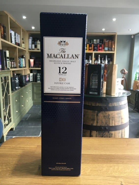The Macallan 12 Year Old Double Cask 40% 70cl