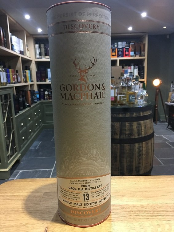 Gordon and MacPhail Discovery Caol Ila 13 Year Old 70cl 43%