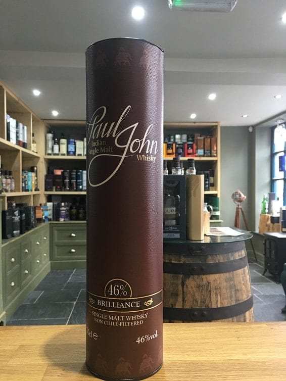 Paul John Indian Single Malt Brilliance 70cl 46%