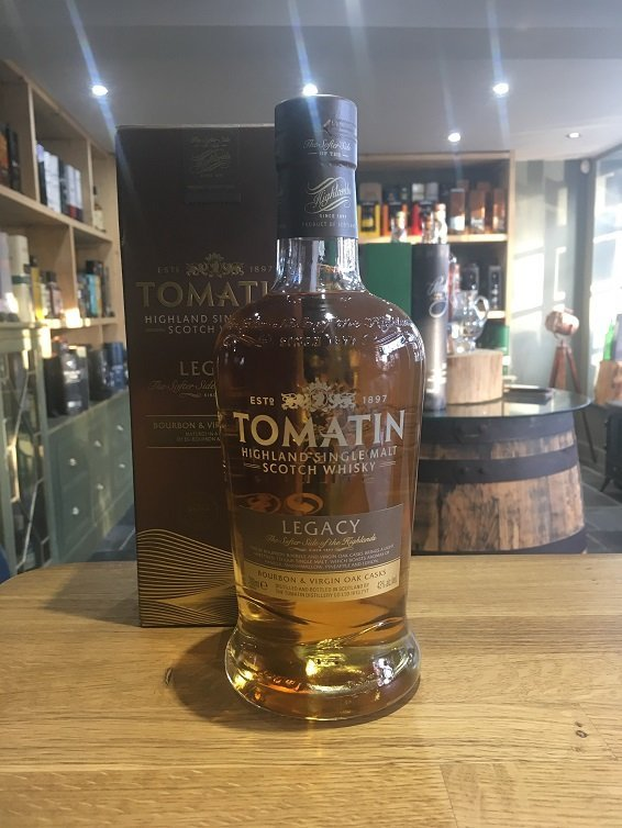 Tomatin Legacy 70cl 43%