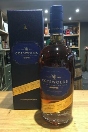 Cotswold Founders Edition Batch 1 Cask Strength