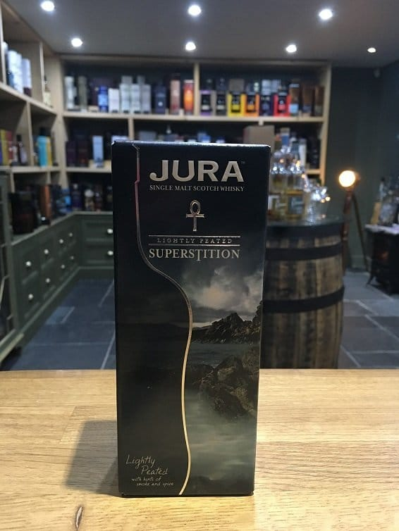 Isle of Jura - Superstition 20cl 43%