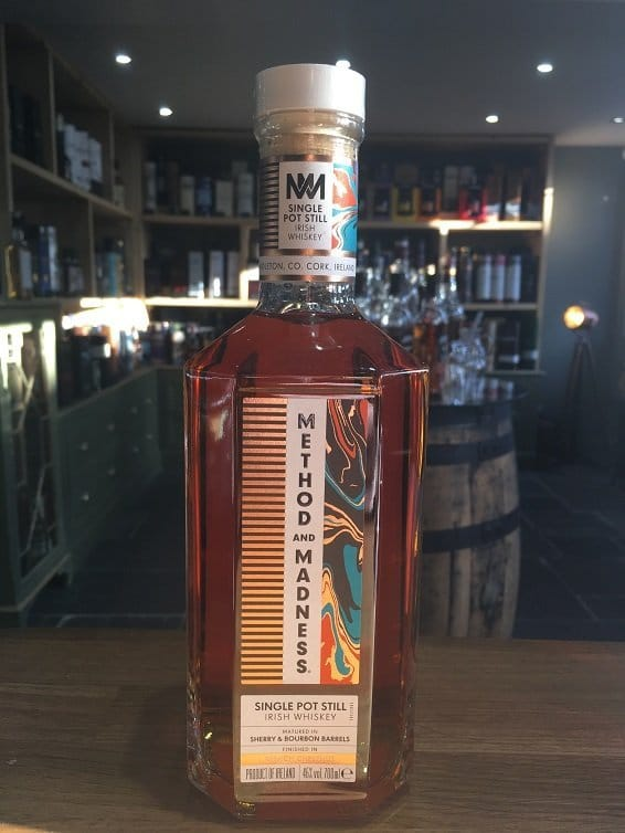 Midleton Method and Madness Single Pot Still Irish Whiskey 70cl 46%