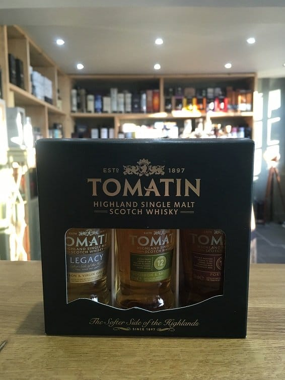 Tomatin 3x5cl Triple Pack