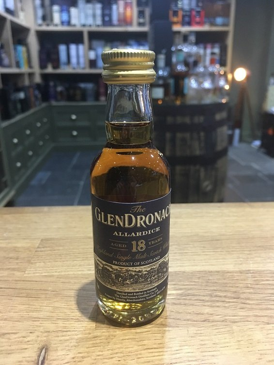 Glendronach Allardice 18 year old 5cl 46%