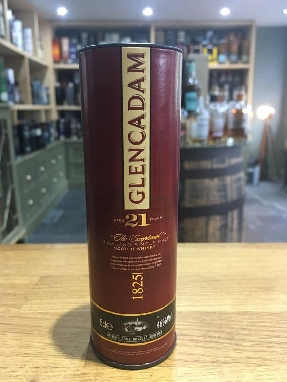 Glencadam 21 year old 5cl 46%