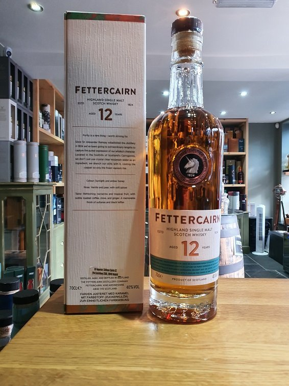 Fettercairn 12 Year Old 70cl 40%