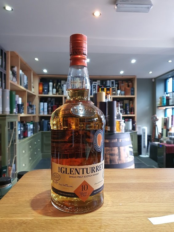 Glenturret 10 Year Old 70cl 40%