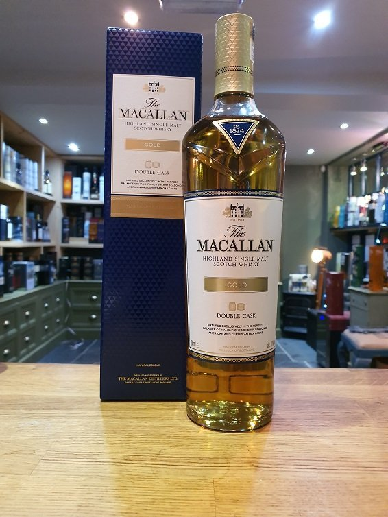 The Macallan Gold Double Cask 70cl 40%