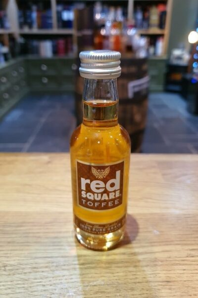 Red Square Toffee Vodka