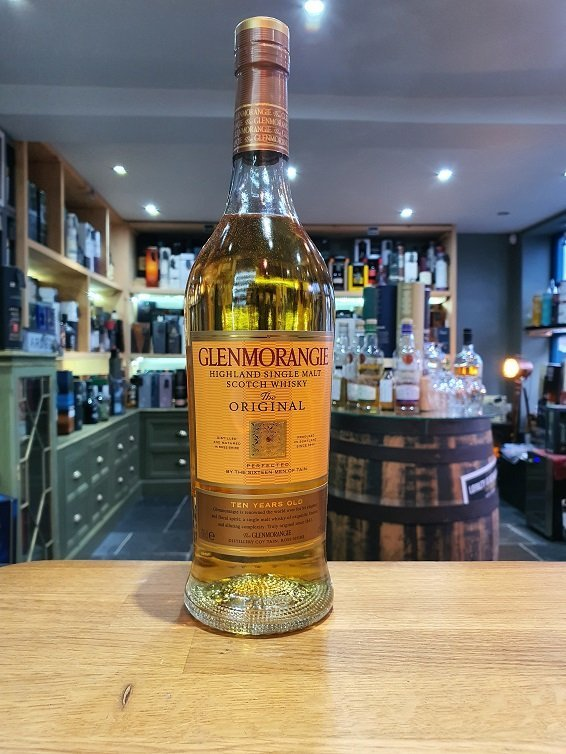 Glenmorangie 10 Year Old original 70cl 40%